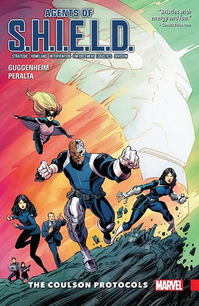 Agents of S.H.I.E.L.D. Vol. 01 – The Coulson Protocols (2016)