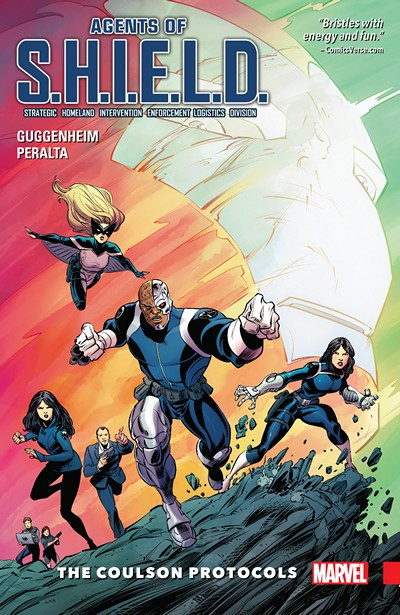 Agents of S.H.I.E.L.D. Vol. 1 – The Coulson Protocols (TPB) (2016)