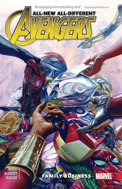 All-New, All-Different Avengers Vol. 2 – Family Business (2016)