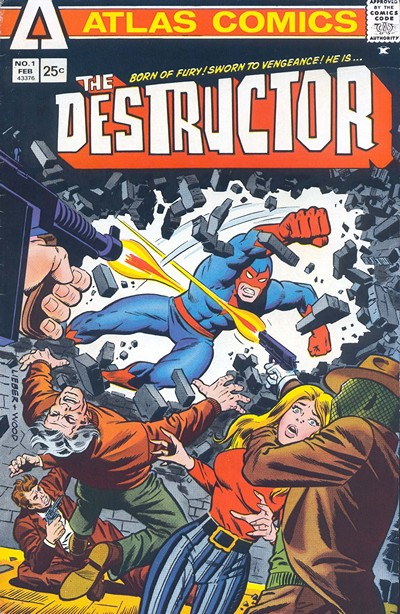 Atlas Comics (Collection) 1975 + 2005