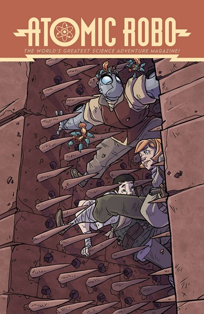 Atomic Robo and the Temple of Od #5 (2016)
