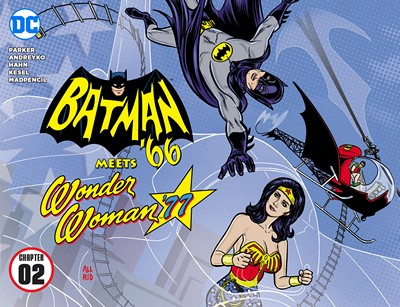 Batman '66 Meets Wonder Woman '77 #2 (2016)