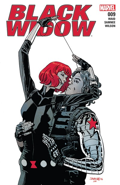 Black Widow #9 (2016)
