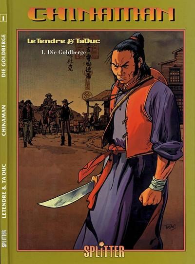 Chinaman #1 – 5 (1999)