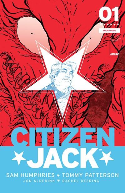 Citizen Jack #1 – 6 (2015-2016)
