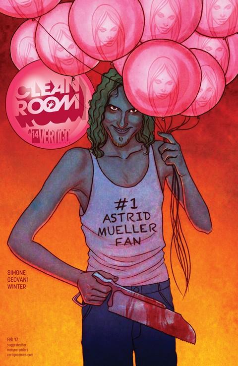 Clean Room #14 (2016)