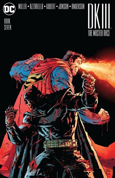 Dark Knight III – The Master Race #7 (2016)