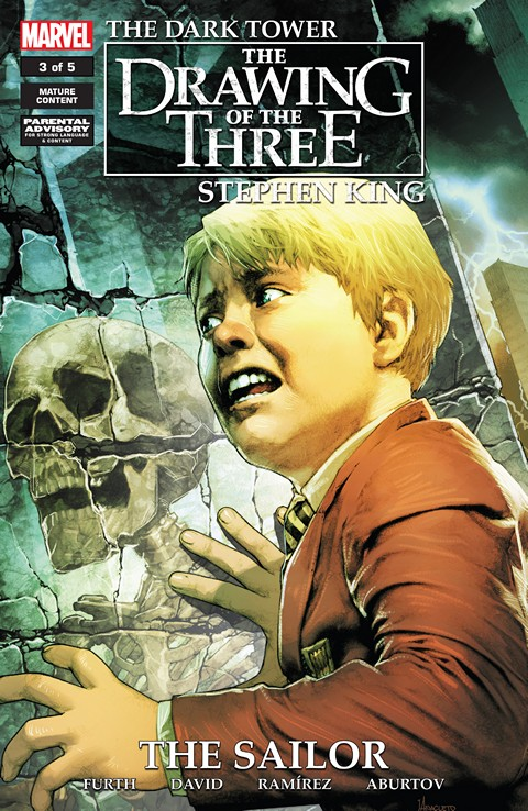 The Dark Tower – The Drawing of the Three – The Sailor #3 (2016)