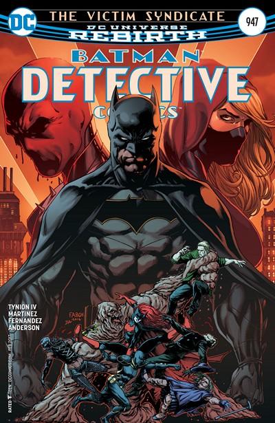 Detective Comics #947 (2016)