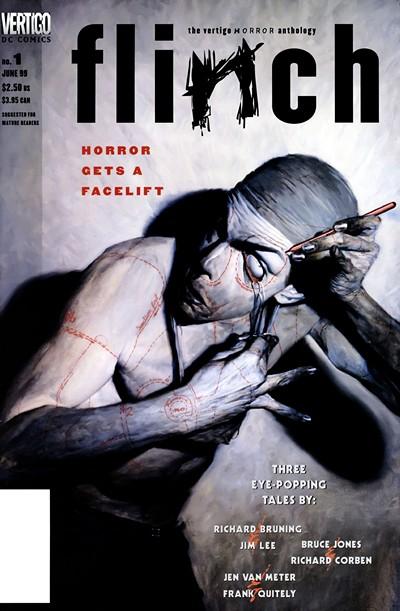 Flinch #1 – 16 (1999-2000)