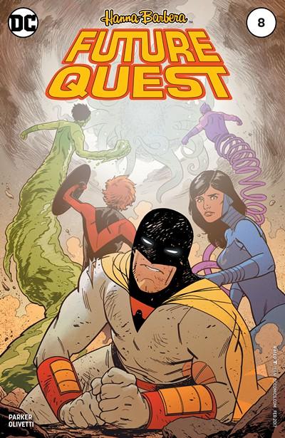 Future Quest #8 (2016)