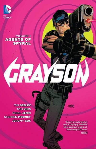 Grayson TPB Vol. 1 – 5 (2015-2017)