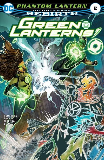 Green Lanterns #12 (2016)