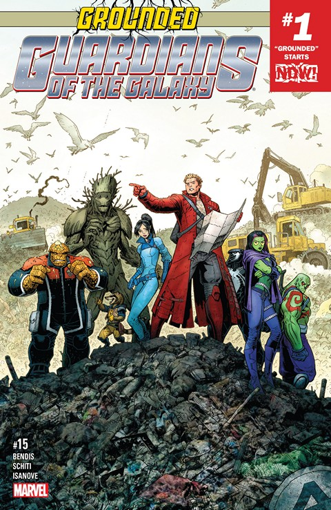 Guardians of the Galaxy #15 (2016)