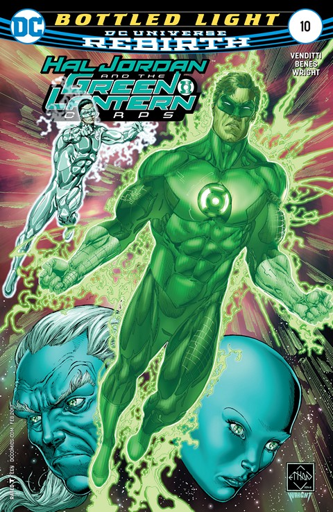 Hal Jordan and the Green Lantern Corps #10 (2016)