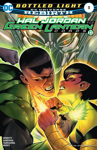 Hal Jordan and the Green Lantern Corps #11 (2016)