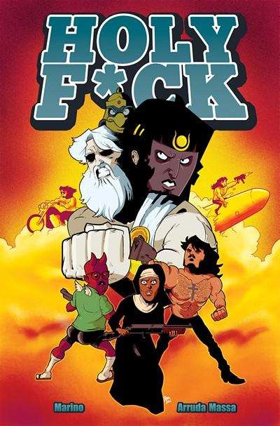 Holy F-ck TPB Vol. 1 (2015)