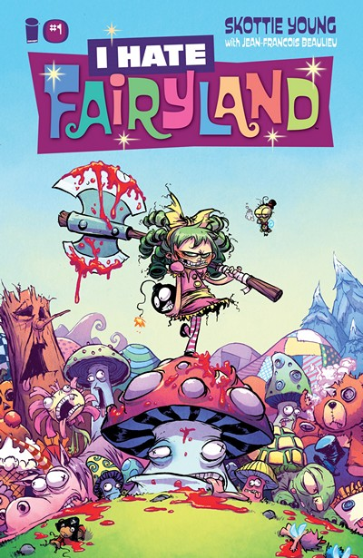 I Hate Fairyland #1 – 20 + TPB Vol. 1 – 3 (2015-2018)