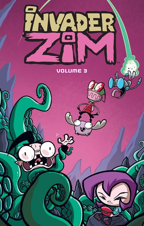 Invader Zim Vol. 3 (2016)