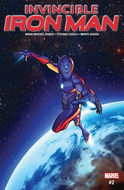 Invincible Iron Man #2 (2017)
