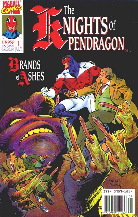 Knights of Pendragon Vol. 1 – 2 (1990-1993)