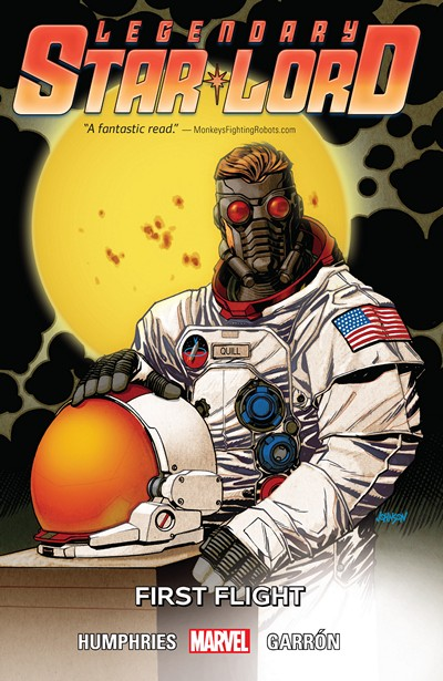 Legendary Star-Lord Vol. 3 – First Flight (2016)