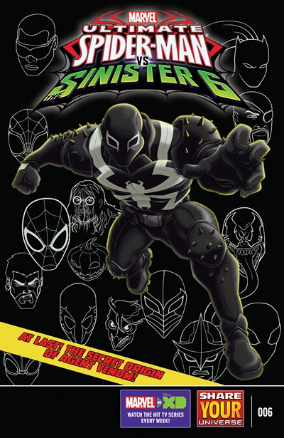 Marvel Universe Ultimate Spider-Man vs. The Sinister Six #6 (2016)