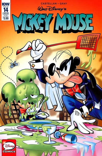 Mickey Mouse #14 (2016)