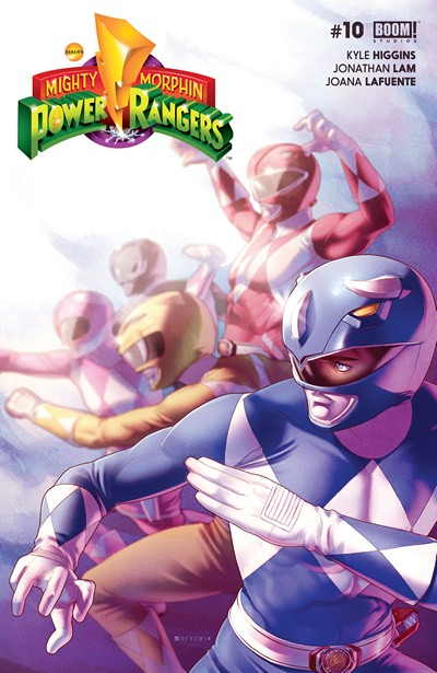 Mighty Morphin Power Rangers #10 (2016)