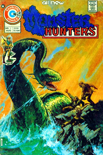 Monster Hunters #1 – 18 (1975-1979)