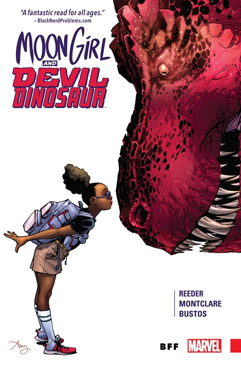 Moon Girl and Devil Dinosaur Vol. 1 – 7 (TPB) (2016-2019)