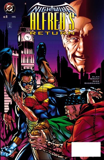 Nightwing – Alfred's Return #1 (1995)
