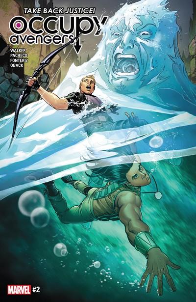 Occupy Avengers #2 (2016)