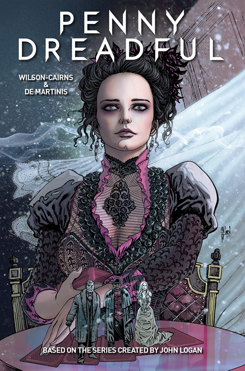 Penny Dreadful #1 – 5 (2016)