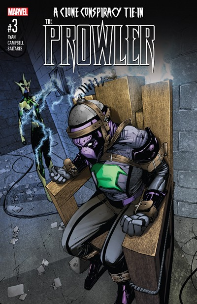 Prowler #3 (2016)