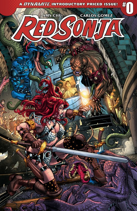 Red Sonja Vol. 4 #0 (2016)