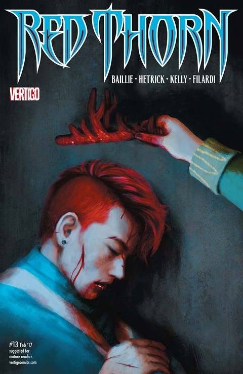 Red Thorn #13 (2016)