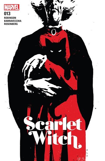 Scarlet Witch #13 (2016)