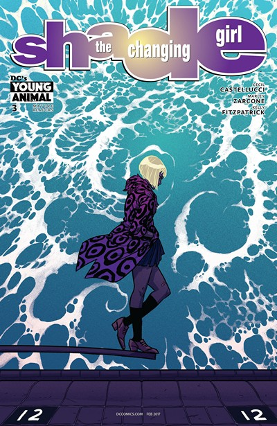 Shade – the Changing Girl #3 (2016)