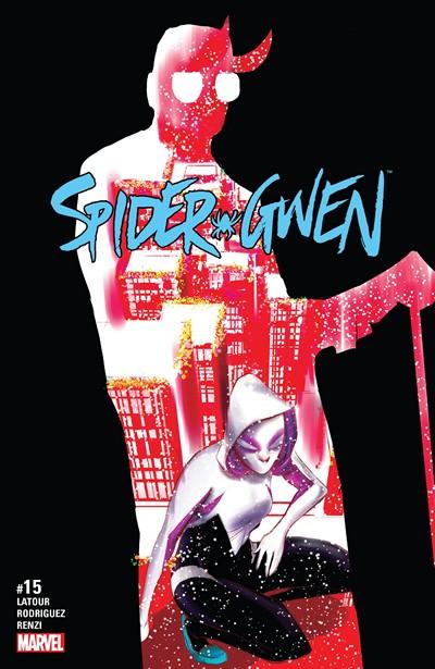 Spider-Gwen #15 (2016)