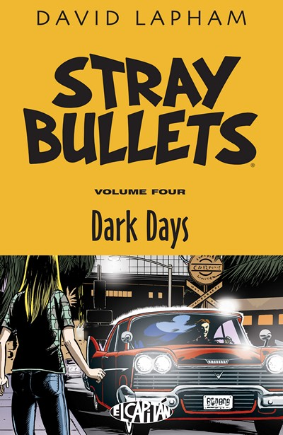 Stray Bullets Vol. 4 – Dark Days (2015)