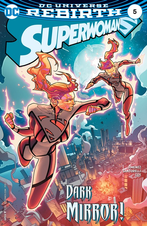 Superwoman #5 (2016)