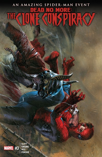 The Clone Conspiracy #3 (2016)