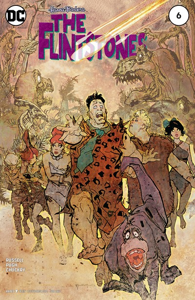 The Flintstones #6 (2016)