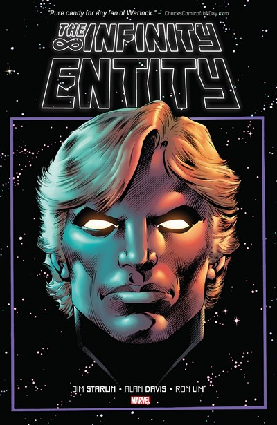 The Infinity Entity (TPB) (2016)