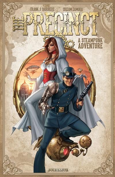 The Precinct Vol. 1 – A Steampunk Adventure (2016)
