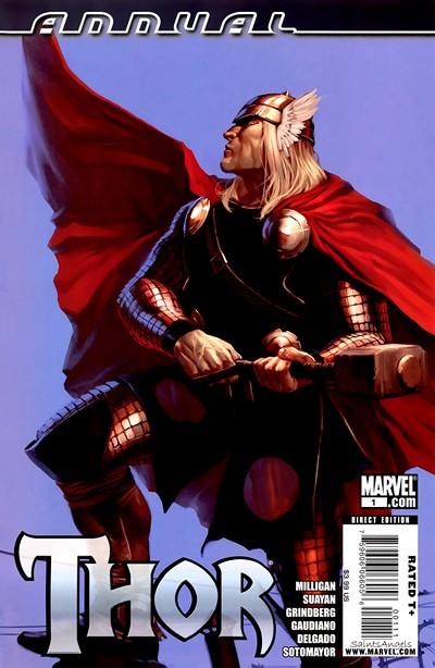 Thor (Annuals) #1 – 24 (1965-2012)