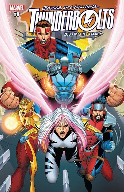 Thunderbolts #8 (2016)