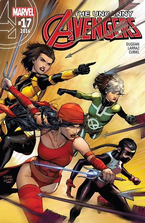 Uncanny Avengers #17 (2016)