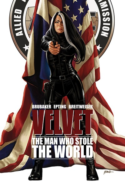 Velvet Vol. 3 – The Man Who Stole the World (2016)